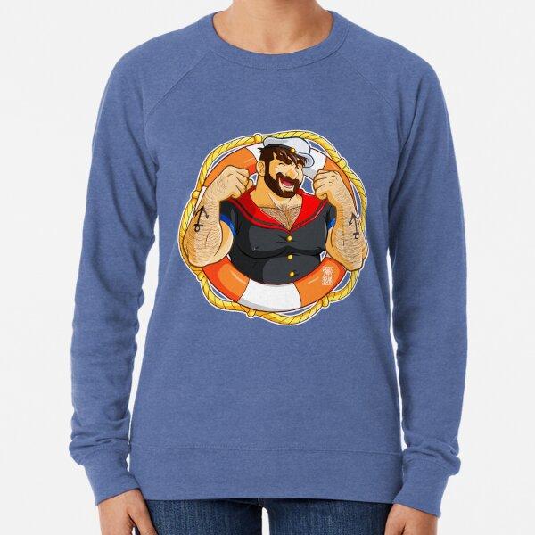 ADAM LIKES SAILORS Lightweight Sweatshirt