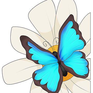 Pretty Butterfly by Xinoni