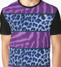 Bohemian animal print Graphic T-Shirt
