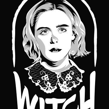 Witch Sabrina by reymustdie