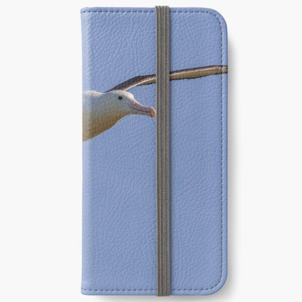Royal Albatross iPhone Wallet