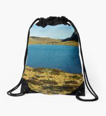 HILL TOP POOL Drawstring Bag