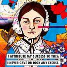 Florence Nightingale by Alexandra Melander