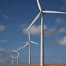 landscapes #182, windfarm by stickelsimages