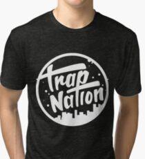 Trap nation Tri-blend T-Shirt
