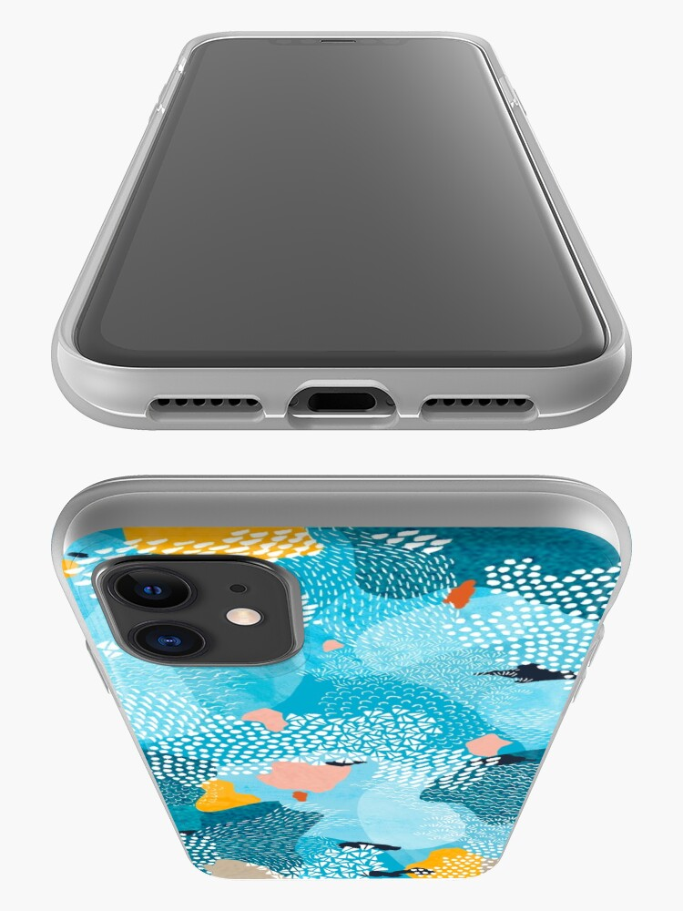 Alternate view of Calm iPhone Case & Cover