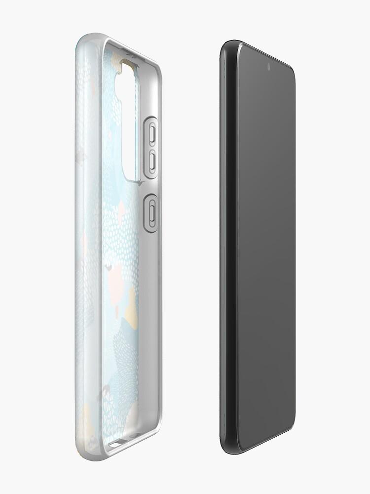 Alternate view of Calm Case & Skin for Samsung Galaxy