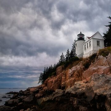 Bass Harbor Lighthouse- Acadia National Park, Maine by kdxweaver