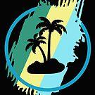 Summer palms holiday by NadjaDesigns