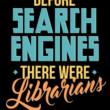 Before Search Engines There Were Librarians by VomHaus