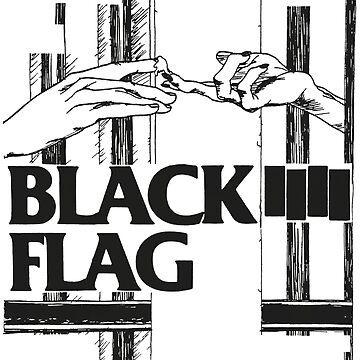 Black Flag - Hardcore Punk Rock by tomastich85