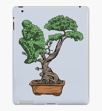 Bonsai Thinking iPad Case/Skin
