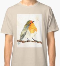 Cheeky little Red Robin Classic T-Shirt