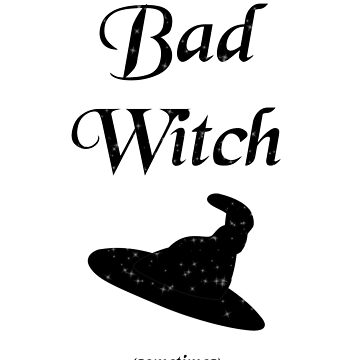 Bad Witch (black) by svehex
