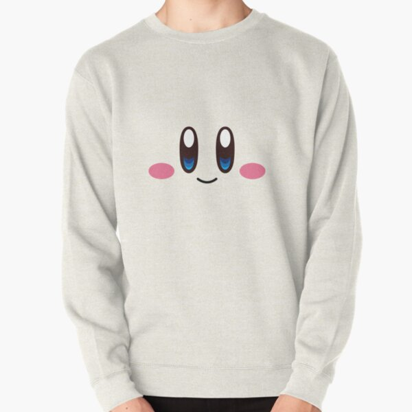 Kirby Face Pullover