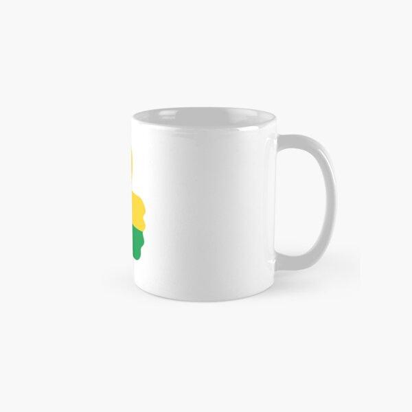 Flag Thumb of Guinea Bissau Classic Mug