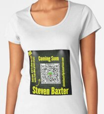PrisonArtWare.com proudly presents the work of Steven Baxter  Women's Premium T-Shirt