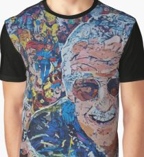 Excelsior Stan lee rip  Graphic T-Shirt