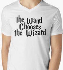 Wand Men's V-Neck T-Shirt