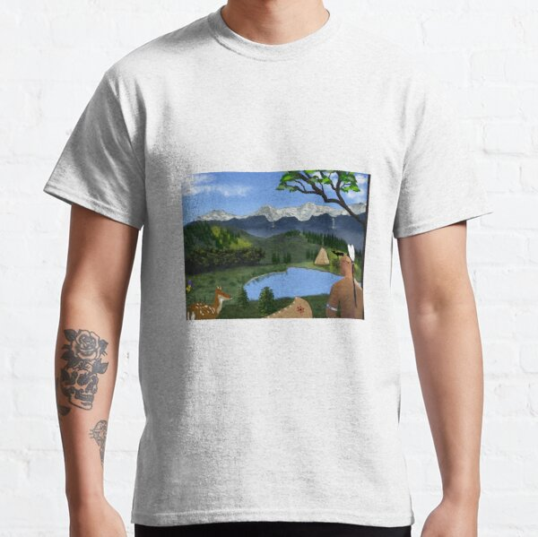 Indigenous Frontier Classic T-Shirt