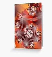 Hidden places Greeting Card