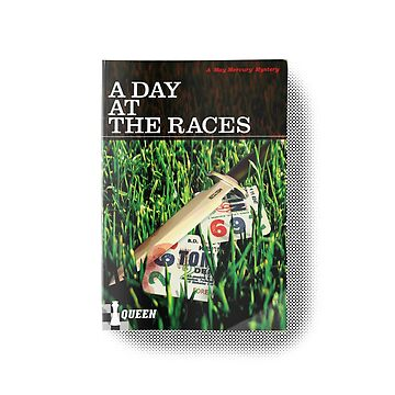 The Record Books - A Day at the Races by SeeGee