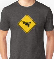 Drone Sign Unisex T-Shirt