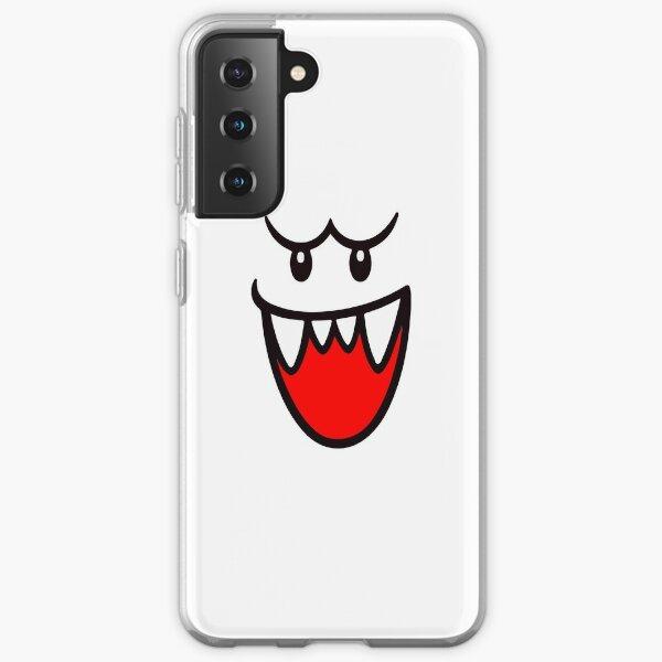 Classic Boo Face Samsung Galaxy Soft Case