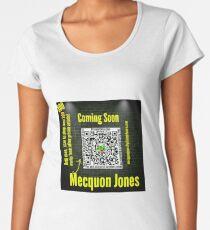 PrisonArtWare.com proudly presents the work of Mecquon Jones Women's Premium T-Shirt