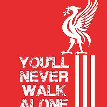 You'll Never Walk Alone by Nkioi