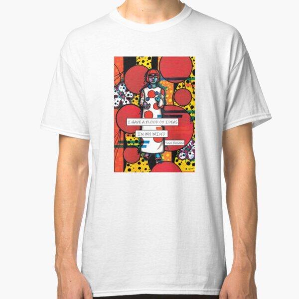 Yayoi Kusama Classic T-Shirt