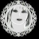Magic mirror Lady  by sabelacarlos