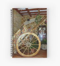 Carrettino Siciliano Spiral Notebook