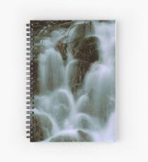 CASCADES Spiral Notebook