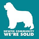 Newfie Community: We're Solid by Christine Mullis