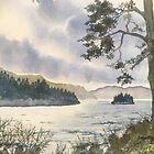 Evening on Derwentwater by Glenn Marshall