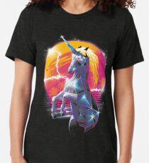 Rad Unicorn Tri-blend T-Shirt