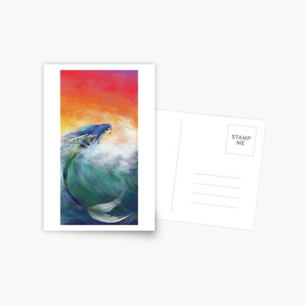 Zeb's Mermaid Postcard
