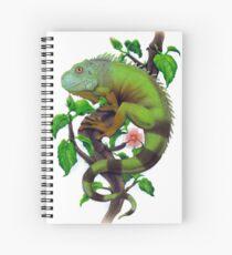 Cuaderno de espiral Green Iguana
