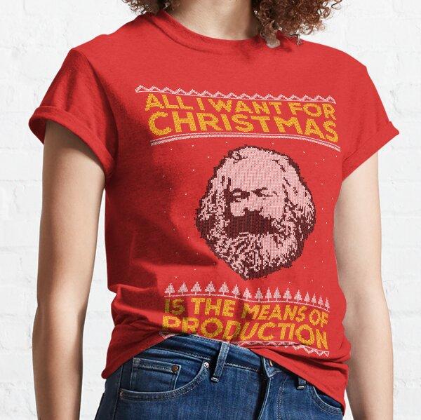 Aristoteles oder Sokrates? Oder suchen Sie ein Geschenk für Ihren Philosophielehrer? Classic T-Shirt