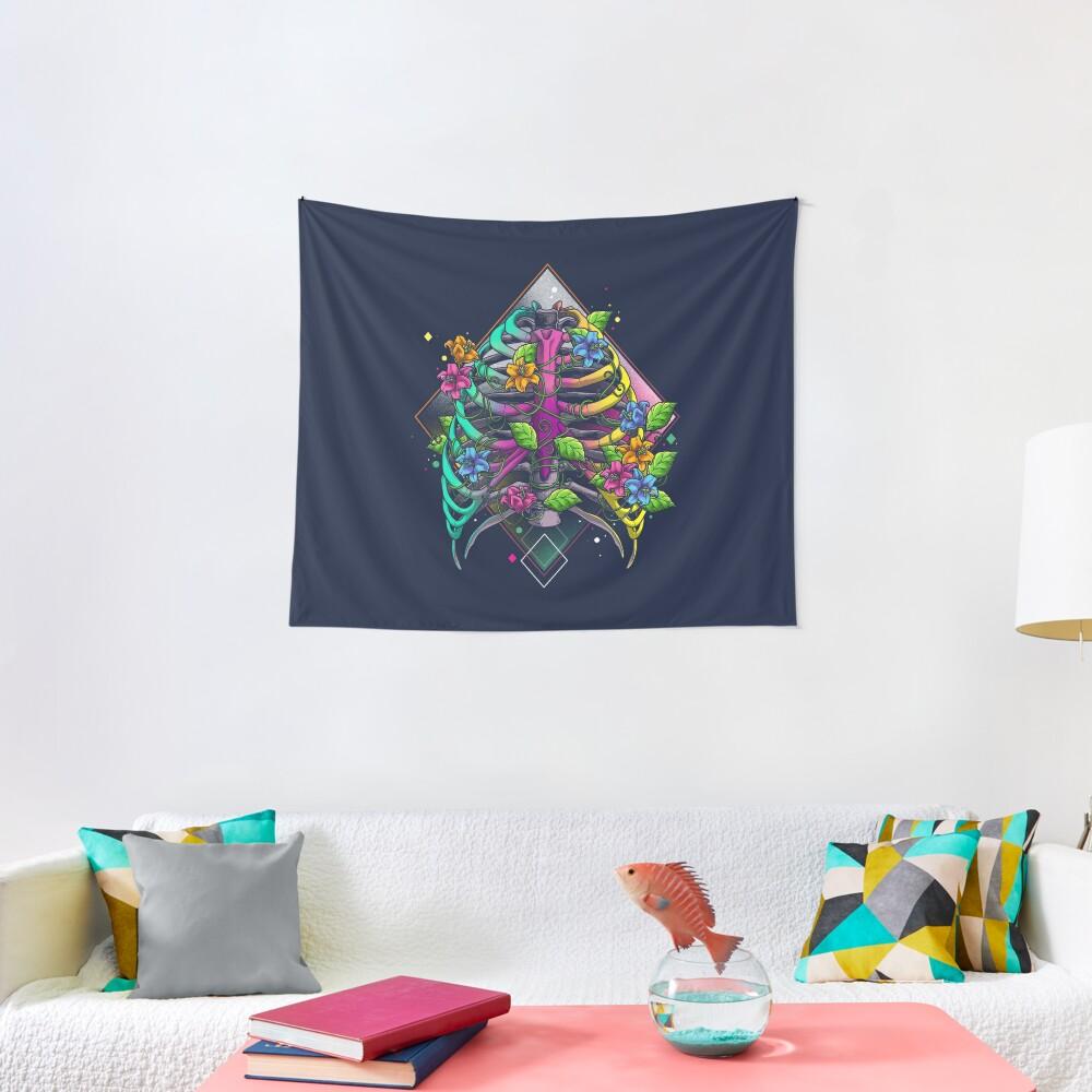 The Joyful New Life Tapestry