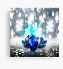 3265 Holiday   Christmas Canvas Print