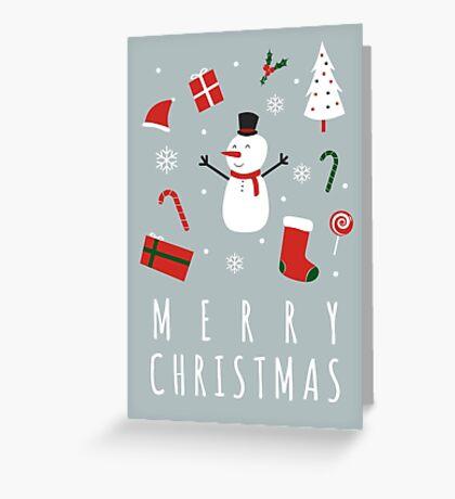 Yay Christmas! Greeting Card