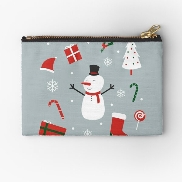 Yay Christmas! Zipper Pouch