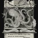 Deep Ocean Magic - Neil Gaiman Zitat von Jennifer Geldard