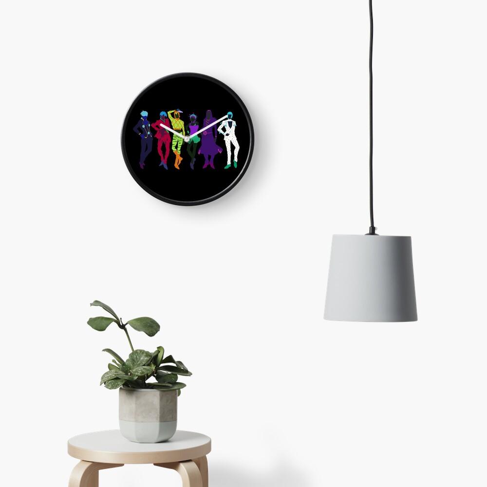 Passione Gang Clock