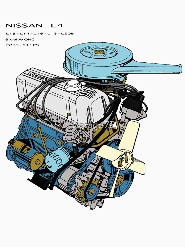 Nissan L4 Assembled by Garage72