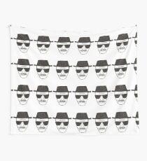 Heisenberg Drawing Design Wall Tapestry