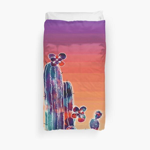 Sunset Painted Desert Duvet Cover