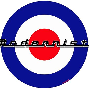 Modernist Target by phigment-art